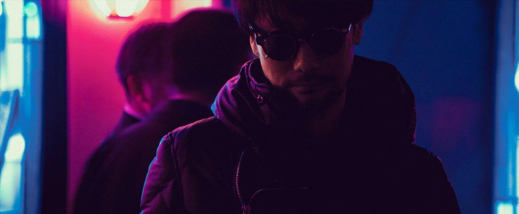 Hideo Kojima par Liam Wong