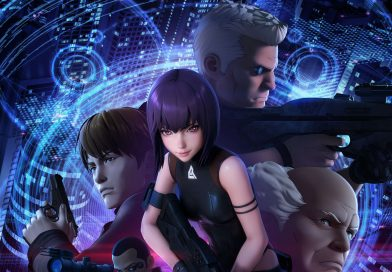 Ghost in The Shell : SAC_2045 Netflix