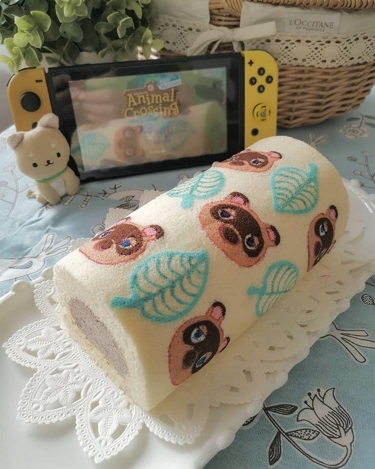 Buche Animal Crossing Tom Nook