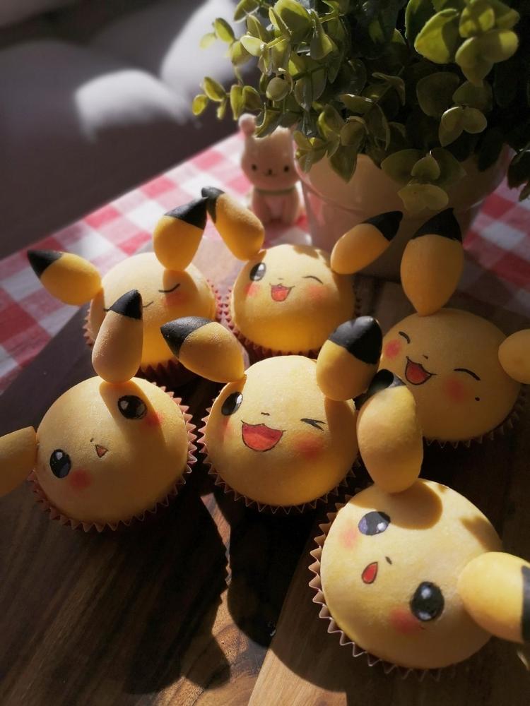 Cupcake Pikachu