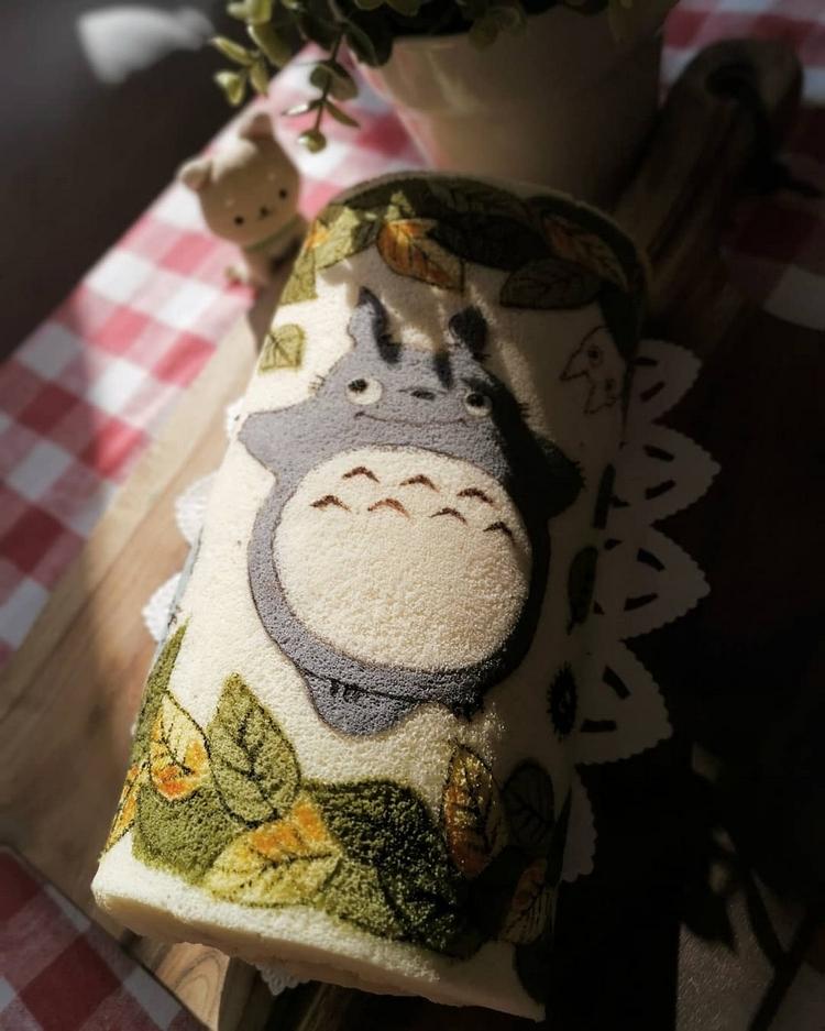 Buche Totoro